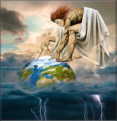 And in the darkness he made light (jaci XIII) Tags: céu nuvem pessoa homem espaço globo sky cloud person man space globe