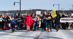 Indigenous Rights March (joeri-c) Tags: indigenous rights march dartmouth halifax ns novascotia canada people protest action activism mikmaq firstnations kjipuktuk turtleisland macdonaldbridge atlanticcanada nikon d750 nikond750