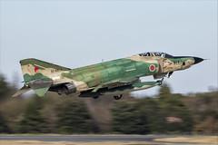 McDonnell Douglas RF-4E Kai Phantom - 028 (NickJ 1972) Tags: hyakuri airbase air base afb japan jasdf 2018 aviation mcdonnelldouglas f4 phantom ii kai rf4 576914