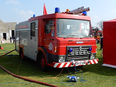 1987 Dodge Renault G08 Excalibur ex Dumfries & Galloway Fire Brigade 3 (andrewgooch66) Tags: classic vintage veteran heritage preserved emergency fire ambulance firstaid tender appliance pump rescue ladder