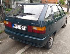 1996 Yugo Florida 1.3 (FromKG) Tags: yugo zastava florida 13 green car kragujevac serbia 2019
