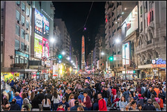 Avenida Corrientes (Totugj) Tags: avenida corrientes buenos aires argentina nikon d7500 nikkor 18140mm urbanscape urbanismo urbano cityscape paisajeurbano