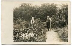 . (Kaïopai°) Tags: old alt vintage garden gardener garten gärtner gärtnern gartenarbeit stauden spaten schaufel