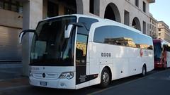 Mercedes-Benz Travego (Lu_Pi) Tags: genova autobus bus noleggio evobus mercedes mercedesbenz travego
