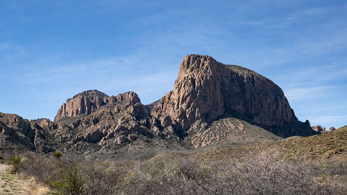 Pulliam Bluff - Big Bend NP