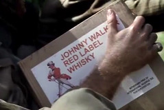 Johnny Walker / Johnnie Walker (Nathaniel Hebert) Tags: johnny walker johnnie mandela effect name change adverts whisky scotch