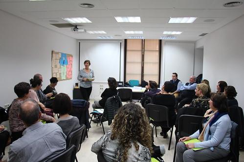 Jornada de intercambio de experiencias en Igualdad de Oportunidades. Valencia (12-12-2018)