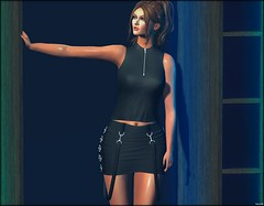 ♔ LoTd 382 (Victoria Michigan) Tags: haven poses clblue truth hair lelutka maitreya sl second secondlife life blogger blog