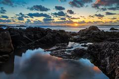 Pescadero State Beach, CA. (j1985w) Tags: california rocks ocean sunset water sea sky clouds greatphotographers beach longexposure usa