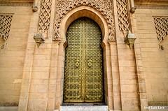 Una puerta en Rabat (pepelara56) Tags: puerta metal bronce islam arco fundición nikon tokina