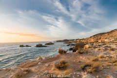 Sorrento, Victoria (Lucashasil) Tags: landscape seascape sunset australia orange warm sand cliffs rocks beach sorrento victoria nikond810