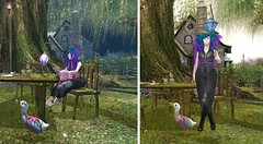 Fairy World (Blogging Days) Tags: dreaming thicket34 pantsoutfitfairygardenspringvillagegooseplay childrenlampionslampjapangeishamaikobunnyalice wonderlandgame throneslanternswe 3 rpfgcƭнє ƒαηтαѕу ɠαcнαpatiofireplace50 offsalegifts
