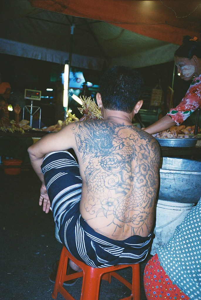 The Worlds Best Photos Of Tattoo And Yangon Flickr Hive Mind