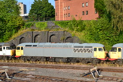 UKRL 56104 & 56098 (Will Swain) Tags: leicester station 2nd august 2018 class 56 train trains rail railway railways transport travel uk britain vehicle vehicles england english europe ukrl 56104 56098 098 98 104