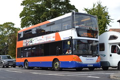 Centrebus 901 W60PJC (Will Swain) Tags: grantham 4th august 2018 bus buses transport travel uk britain vehicle vehicles county country england english centrebus 901 w60pjc former lx59cso stagecoach london 15169