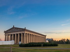 The Parthenon - Nashville, TN (joncutrer) Tags: nashvilletennessee travel architecture greek nashville centennialpark parthenon