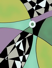 untitled (ladybumblebee) Tags: digitalart digitalabstract abstract art linesandcurves digitalpainting