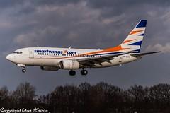 SmartWings OK-SWW (A) (U. Heinze) Tags: aircraft airlines airways airplane planespotting plane flugzeug haj hannoverlangenhagenairporthaj nikon d610 eddv