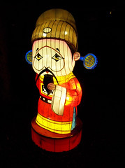 OH Columbus - Ohio Chinese Lantern Festival 42 (scottamus) Tags: columbus ohio franklincounty ohiochineselanternfestival dragonlightscolumbus holiday winter christmas light display show event night