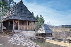 Sirogojno open museum (borisjer) Tags: museum house village history serbia nature mountan