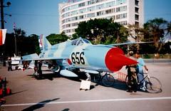 656 (IndiaEcho) Tags: 656 mikoyan mig21 cuban air force cuba havana aircraft aeroplane airport airfield
