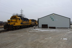 One and Only (matt.behrmann) Tags: pioneer rail lines prex 3001 2026 atsf santa fe gp20 monticello indiana