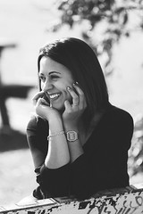 Lid // 08 (Lt. Sweeney) Tags: ritratto retrato portraiture portrait sesiónfotográfica fotografía foto mono monocromático monocromo monochrome blancoynegro blanco negro blackandwhite sincolor sinflash gente airelibre exterior model modelo modella fashion beautiful beau joli guapa cool cute gorgeous belle bella actitud canon adobephotoshopcc vertical encuadrevertical smile sonrisa sguardo mirada look manos hands mains rostro face cara y pose