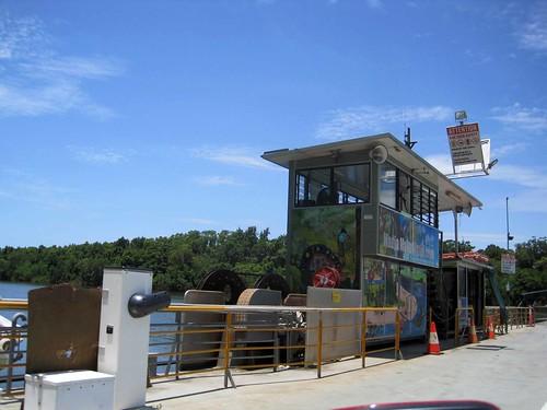 IMG_1778 Daintree Ferry on Cape Tribulation Road