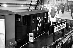 Cultra, 28/12/2018 (Milepost98) Tags: ni northern ireland irish railway uftm ulster folk transport museum cultra nmni national museums preserved heritage vintage train cié brake van 23542