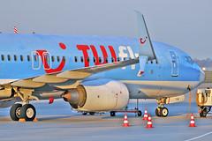 Boeing 737-8K5 (WL) - D-ATYH - HAJ - 20.03.2019(1) (Matthias Schichta) Tags: haj hannoverlangenhagen eddv planespotting flugzeugbilder tuifly boeing 737800 datyh