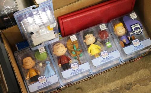 Peanuts characters ($50.40)