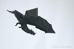 ドラゴン2019 / Dragon 2019 (Gen Hagiwara) Tags: origami paper folding art craft papercraft genhagiwara dragon fantasy myth