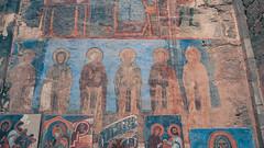 Akhtala monastery (Luciferasi) Tags: armenia hayastan travel march 2019 winter spring cold places monastery church architecture religion christianity apostolic history haghpat alaverdi akthala fortress fresco