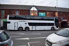 Cellar Darling 'The Spell' Tour 2019 On The Run Touring Tour Bus G9 OTR (5asideHero) Tags: cellar darling the spell tour 2019 on run touring vdl bova synergy bus band transport sleeper coach double decker nightliner g9otr