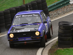 Cadwell Park 07/04/19 (Lonely Furrow) Tags: 070419 cadwellpark rally alanhealy nikon d7100 sigma ford escort