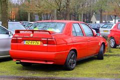 1994 Alfa Romeo 155 1.8 TwinSpark (Dirk A.) Tags: hzrv76 1994 alfa romeo 155 18 twinspark onk sidecode5