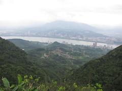 IMG_5895 (kenner116) Tags: 台灣 taiwan 新北 newtaipei 觀音山 guanyinshan guanyinmountain 淡水河 danshuiriver tamsuiriver