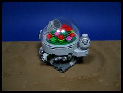 M.A.R.S. (Karf Oohlu) Tags: lego moc microscale microspacetopia scifi airfarm mars marscolony oxygengeneration
