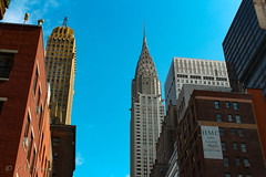 Chrysler Building (TMStorari) Tags: newyork nyc newyork2018 newyorkcity ny newyorktravel urbanjungle unitedstates usa manhattan midtown travelphotography travel travelstyle travelling travelpics thebigapple traveling bigapple skyscrapers skyline streetsofnewyork streetsofny architecture architettura viaggi viaggiare