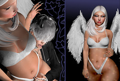 Angel (lavine.cullen) Tags: blueberry secondlife blogging dirtyprincess avaway empire catwa punch cynful entwined dirtysecrets