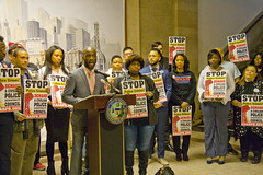Jedidiah Brown for the 7th Ward City of Chicago Aldermanic Candidates Press Conference to Support Civilian Police Accountability Council Chicago Illinois 1-9-19 5579 (www.cemillerphotography.com) Tags: cops brutality shootings killings rekiaboyd laquanmcdonald oversight reform corruption excessiveforce expensivelawsuits policeacademy