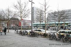 Baustelle Bahnhofsplatz 322 (Susanne Schweers) Tags: bahnhofsplatz bremen baustelle max dudler architekt bebauung hochhäuser citygate city gate