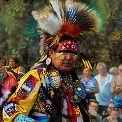 Native American Warrior (EOSXTi) Tags: ddg nativeamericanwarrior dance dancer
