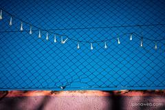 Azul casi  oscuro (jesus pena diseño) Tags: jpena jpenaweb jesuspena azul cielo sky spain landscape wall texture city urban
