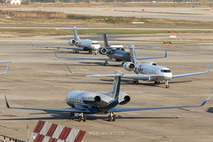 Corporate Ramp a full for the MWC2019 (msd_aviation) Tags: bcn lebl barcelona elprat airport joseptarradellas mobileworldcongress mwc2019 privatejets businessjets aviation aviationpics aviationfans aviationlovers aviationphotos spotting spotters planespotting planespotters executivejets ramp