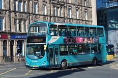 Arriva 7485 / LJ51 DJD (TEN6083) Tags: newcastle barrasbridge eclipsegemini wright b7tl volvo lj51djd 7485 arriva transport publictransport bus buses nebuses