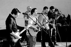 Gordie Sampson Band 3 - Photo by John Donovan