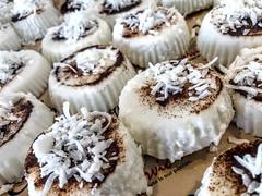 (cafe_services_inc) Tags: cafeservicesinc corporatedining citypoint guestchef chefdeb dessert tasteofisland coconut