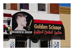 the Cut (TooLoose-LeTrek) Tags: sign hamtramck hair barber