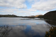 Loch Fleet (stuartcroy) Tags: scotland loch fleet reflection sea scenery sky still